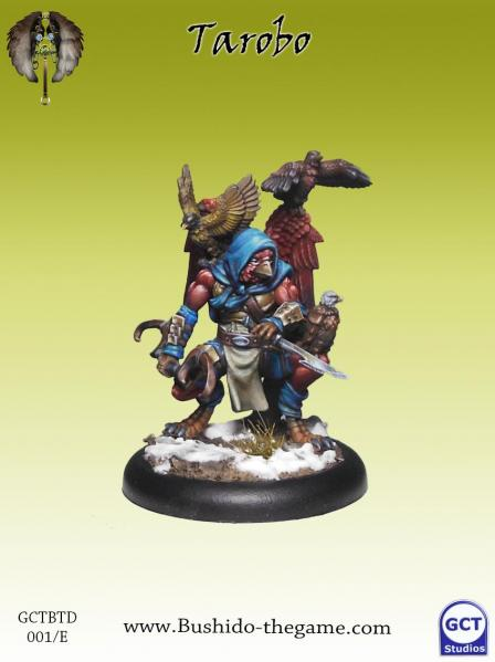 Bushido Miniatures: (Tengu Descension) Tarobo
