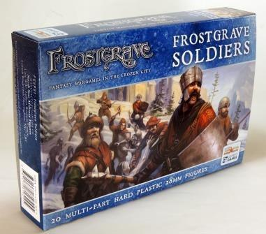 Frostgrave: Soldiers