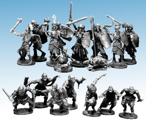 Frostgrave: Undead Encounters