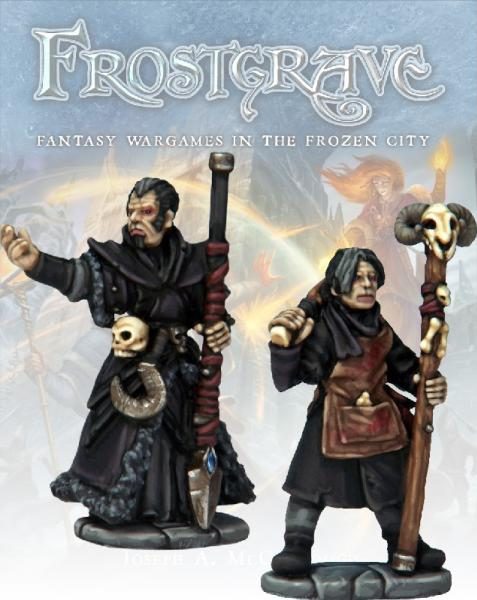 Frostgrave: Necromancer & Apprentice