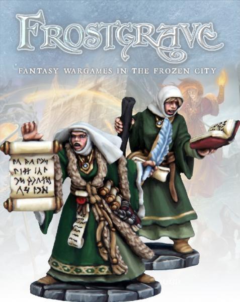 Frostgrave: Sigilist & Apprentice