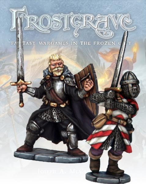 Frostgrave: Knight & Templar