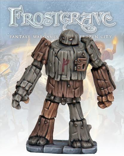 Frostgrave: Large Construct (Golem)