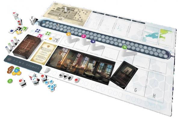 T.I.M.E. Stories: Core Game