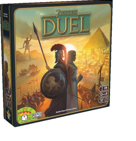 7 Wonders Duel: Core Game
