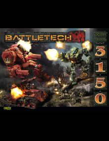Classic BattleTech:Technical Readout 3150