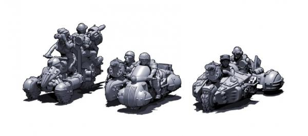 (The Resistance) Attack ATVs