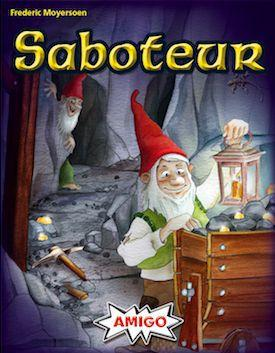 Saboteur: Core Game
