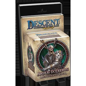 Descent: Ardus Ix'Erebus Lieutenant Pack