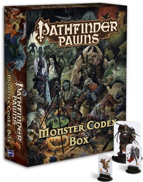(Pawns) Monster Codex Box