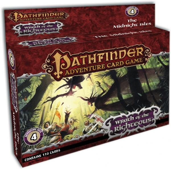 Pathfinder Adventure Card Game: Wrath of the Righteous Adventure Deck 4: The Midnight Isles