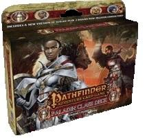 Pathfinder Adventure Card Game Class Deck: Paladin (PACG)