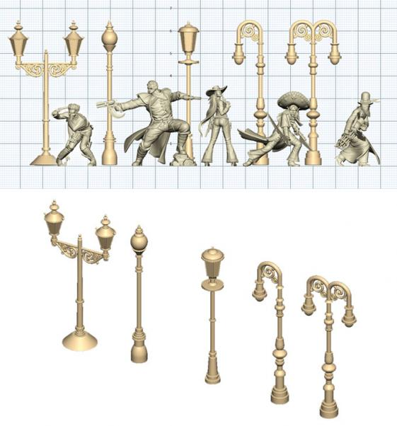 (Accessories) Lamps