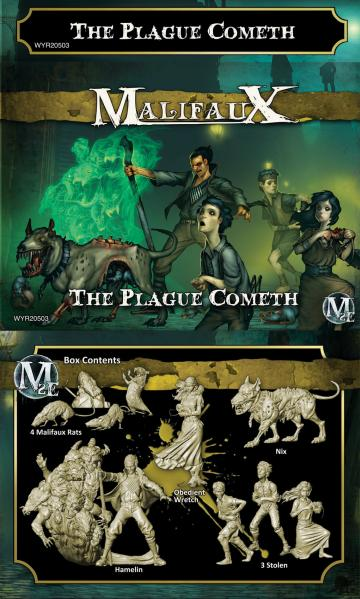 (The Outcasts) The Plague Cometh (Hamelin Crew)