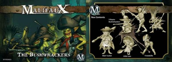 Malifaux: (The Gremlins) Mah Tucket Crew