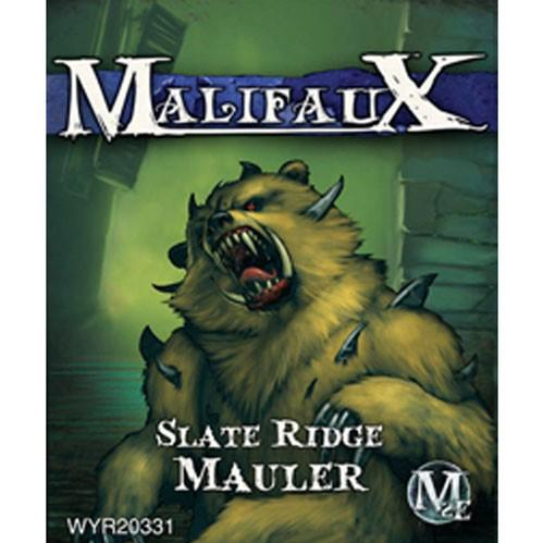 (The Arcanists) Slate Ridge Mauler