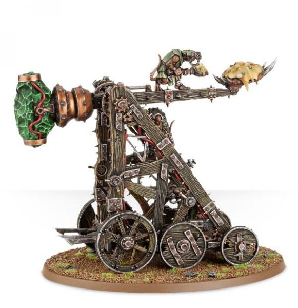 Age of Sigmar: Plagueclaw