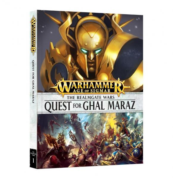 Age of Sigmar: Realmgate Wars - The Quest for Ghal Maraz