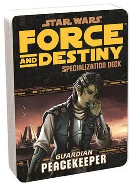 Force and Destiny: Peacekeeper Specialization Deck