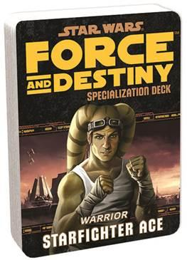Force and Destiny: Starfighter Ace Specialization Deck