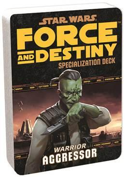 Force and Destiny: Aggressor Specialization Deck