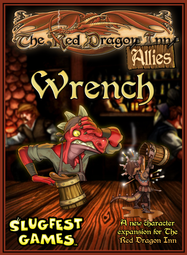 Red Dragon Inn Expansion: Allies - Wrench