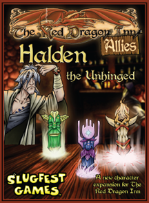 Red Dragon Inn Expansion: Allies - Halden the Unhinged