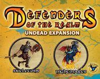 Defenders Of The Realm: Undead (Minions Expansion)