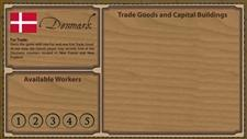 Empires: Age of Discovery Denmark Board & White Figures Pack
