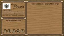 Empires: Age of Discovery Prussia Board & Black Figures Pack