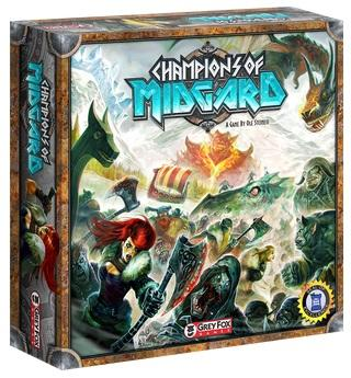 Champions of Midgard (TableTop Reviewed)