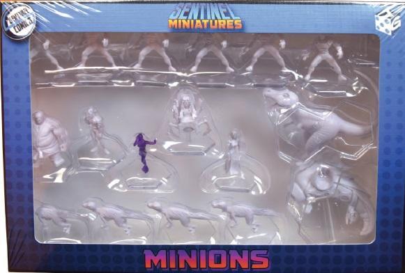 Sentinel Miniatures: Minions (Unpainted)