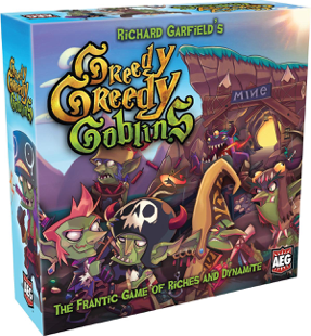 Greedy Greedy Goblins: The Frantic Game Of Riches & Dynamite