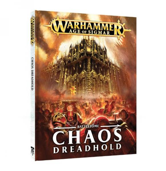 Age of Sigmar: BATTLETOME: CHAOS DREADHOLD (HC)