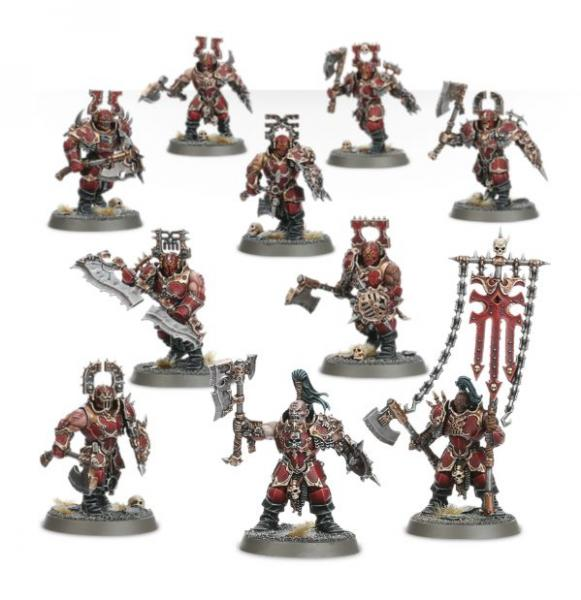 Age of Sigmar: Blood Warriors [MARKED AS 82-24]