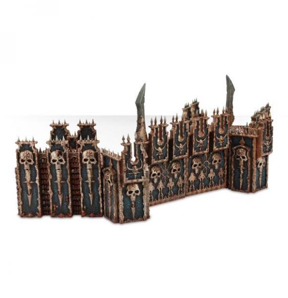 Citadel Terrain: CHAOS DREADHOLD: MALEFIC GATE