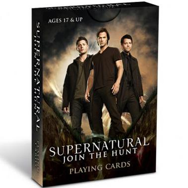 Supernatural Playing Cards Deck B