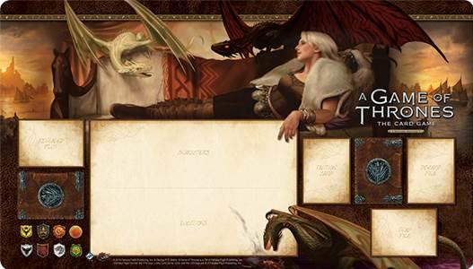 A Game of Thrones LCG: Stormborn Play Mat Second Edition