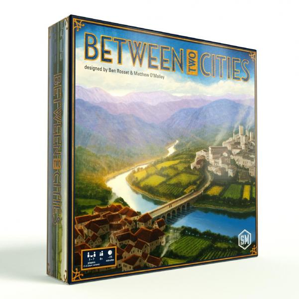 Between Two Cities: Core Game