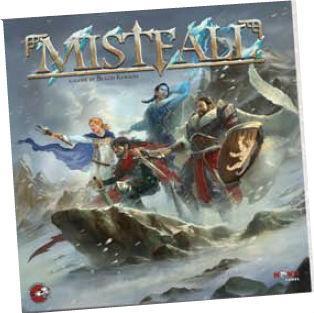 Mistfall: Core Game