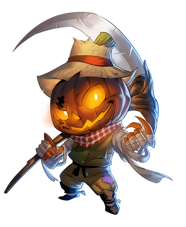 Super Dungeon Explore: Jack Scarecrow