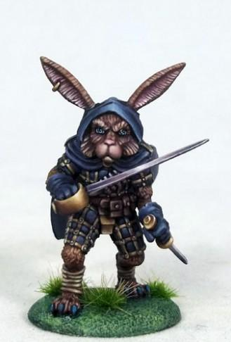 Critter Kingdoms: Rabbit Dual Wield Rogue