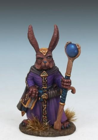 Critter Kingdoms: Rabbit Mage w/Staff