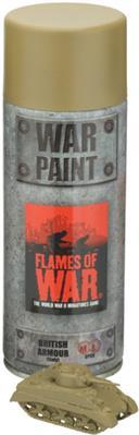 Colours of War: British Armour Spray (Italy)