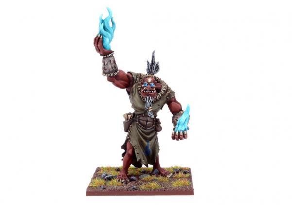 Kings Of War: (Ogre) Warlock