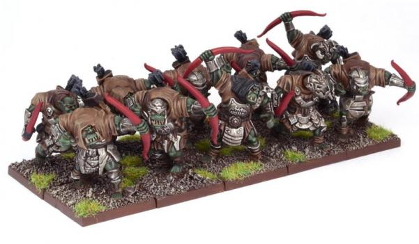 Kings Of War, 2nd Edition: (Orcs) Skulks