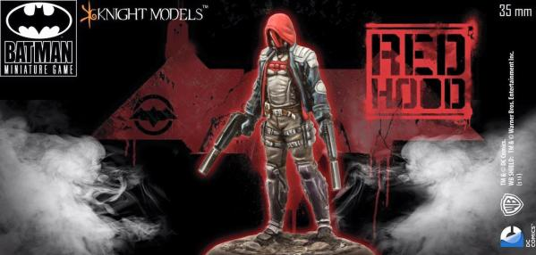 Batman Miniature Game: Red Hood (Arkham Knight)