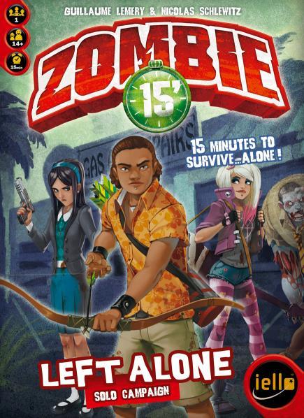 Zombie 15: Left Alone Solo Campaign