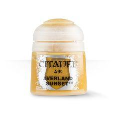 Citadel Airbrush Paints: Averland Sunset Air (12ML)
