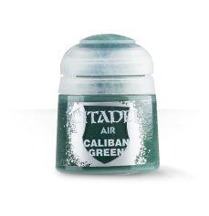 Citadel Airbrush Paints: Caliban Green Air (12ML)